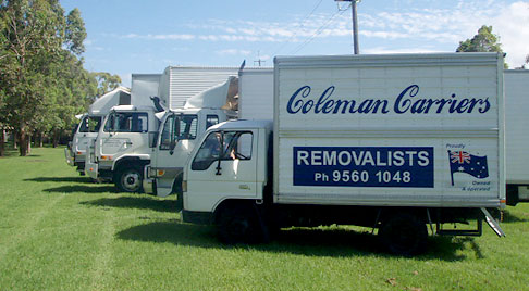 Coleman Carriers Feature Image